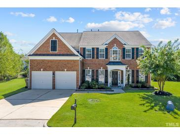 Photo one of 220 Slate Blue Pl Cary NC 27519   MLS 2405975