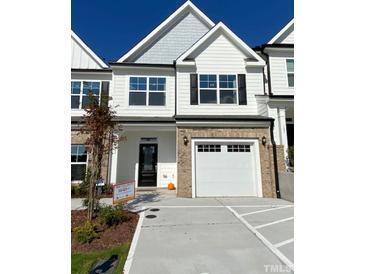 Photo one of 1025 Heartstone Way Durham NC 27713 | MLS 2406034