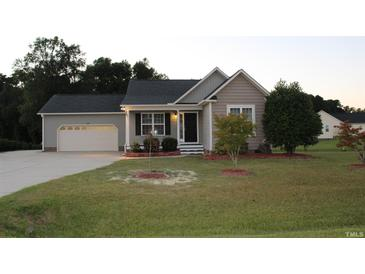 Photo one of 184 Camden Dr Angier NC 27501 | MLS 2406091