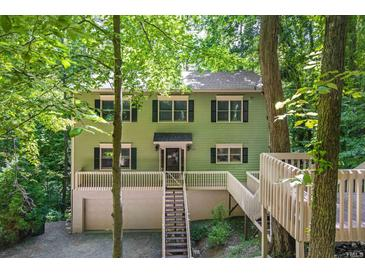 Photo one of 629 Brookview Dr Chapel Hill NC 27514 | MLS 2406219