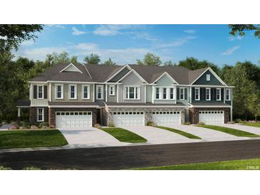 Photo one of 402 Kephart Way # 115 Holly Springs NC 27540   MLS 2406265