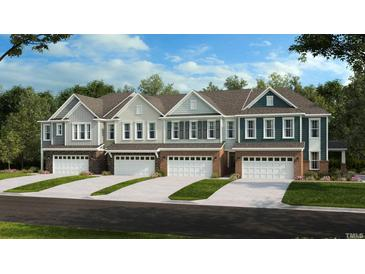 Photo one of 408 Kephart Way # 118 Holly Springs NC 27540   MLS 2406269