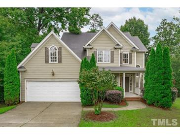 Photo one of 1209 Linden Ridge Dr Holly Springs NC 27540 | MLS 2406350