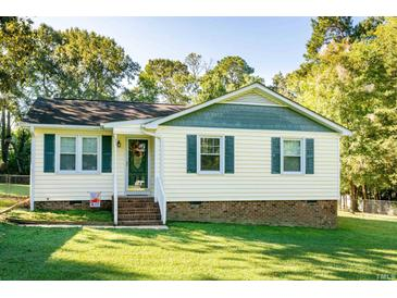 Photo one of 121 Meadow Run Knightdale NC 27545   MLS 2406410
