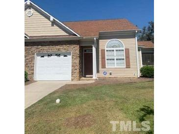 Photo one of 36 Old Trestle Ct Angier NC 27501 | MLS 2406431