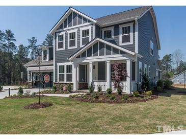Photo one of 136 White Mulberry Ln # 20 Holly Springs NC 27540 | MLS 2406567