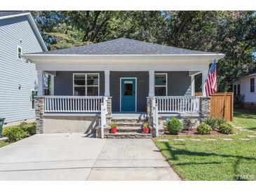 Photo one of 1110 Spruce St Durham NC 27701 | MLS 2406601
