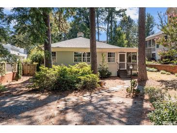 Photo one of 1805 Wilshire Ave Raleigh NC 27608 | MLS 2406648