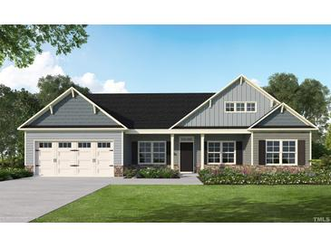 Photo one of 96 E Houndstoothe Ct Clayton NC 27520 | MLS 2406653