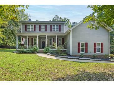 Photo one of 1008 Barrasett Ct Wake Forest NC 27587   MLS 2406670