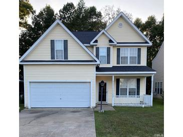 Photo one of 2032 Red Quartz Dr Raleigh NC 27610 | MLS 2406752
