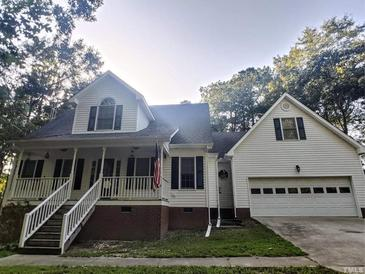 Photo one of 23 W Christian Ct Angier NC 27501 | MLS 2406759