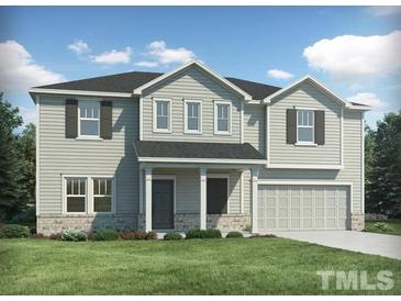 Photo one of 3656 Manor Pines Ct New Hill NC 27562 | MLS 2406767