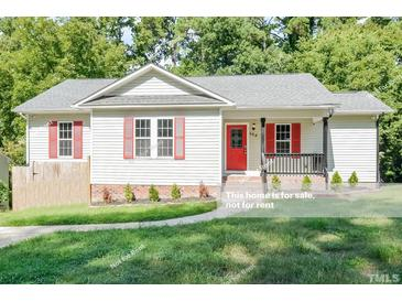 Photo one of 524 Parnell Dr Raleigh NC 27610 | MLS 2406873