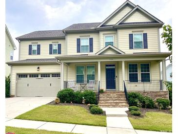 Photo one of 1136 Woodland Grove Ln Wake Forest NC 27591 | MLS 2406879