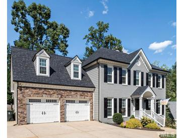 Photo one of 8017 Crooked Chute Ct Raleigh NC 27612 | MLS 2406899