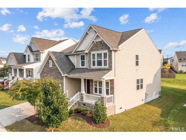 Photo one of 121 King Arthur Ct Morrisville NC 27560 | MLS 2406908