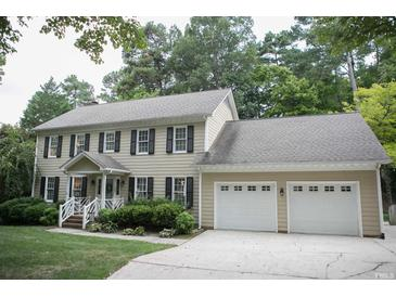 Photo one of 8613 Harbor Dr Raleigh NC 27615 | MLS 2406925