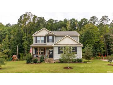 Photo one of 150 Alcock Ln Youngsville NC 27596 | MLS 2406943