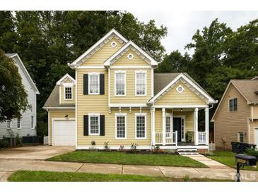 Photo one of 1626 Town Home Dr Apex NC 27502 | MLS 2406961