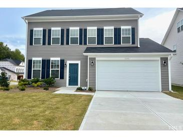 Photo one of 1401 Queen Trigger Dr Fuquay Varina NC 27526 | MLS 2406990