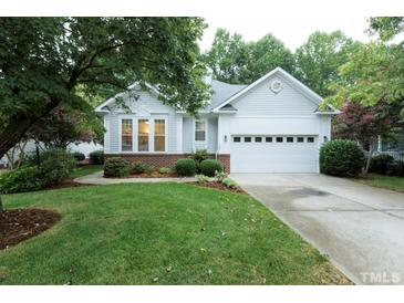 Photo one of 407 Knotts Valley Ln Cary NC 27519 | MLS 2407002