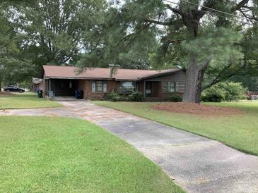 Photo one of 752 Willow St Angier NC 27501 | MLS 2407021