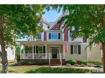 Photo one of 236 Star Magnolia Dr Morrisville NC 27560 | MLS 2407031