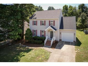 Photo one of 5416 Neuse View Dr Raleigh NC 27610 | MLS 2407106