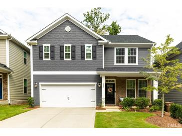Photo one of 325 Putney Dr Cary NC 27518 | MLS 2407124
