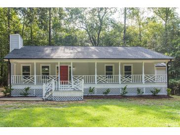 Photo one of 75 Quincy Downs Rd Zebulon NC 27597   MLS 2407165