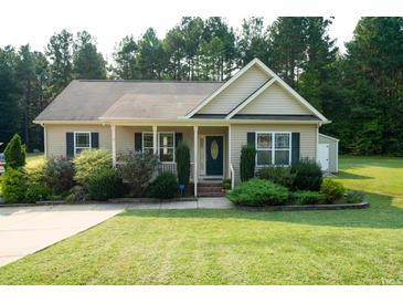 Photo one of 10 Paddle Wheel Ct Franklinton NC 27525 | MLS 2407178