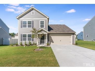 Photo one of 305 Todd Hill Dr Wendell NC 27591 | MLS 2407189