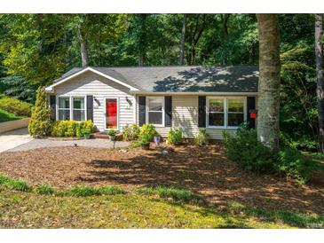 Photo one of 6005 Ayr Ct Raleigh NC 27609 | MLS 2407252