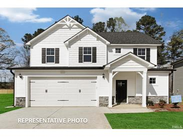 Photo one of 117 Greenview St Clayton NC 27520 | MLS 2407275