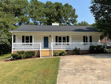 Photo one of 107 Leighton Pl Knightdale NC 27545 | MLS 2407298