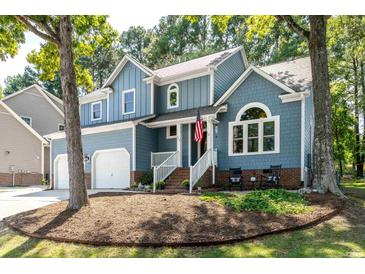 Photo one of 319 Barthel Dr Cary NC 27513 | MLS 2407303