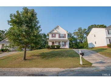 Photo one of 5413 Advantis Dr Raleigh NC 27610 | MLS 2407331