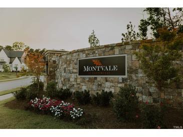 Photo one of 1329 Montvale Ridge Dr Cary NC 27519   MLS 2411583