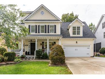 Photo one of 912 Town Side Dr Apex NC 27502 | MLS 2411622