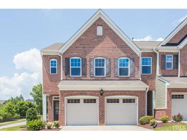 Photo one of 440 Durants Neck Ln Morrisville NC 27560 | MLS 2411623