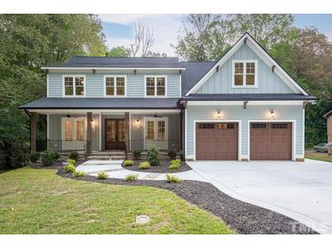 Photo one of 6904 Valley Dr Raleigh NC 27612   MLS 2411695