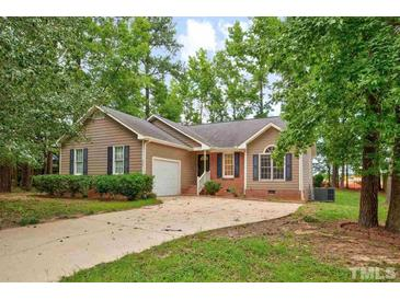 Photo one of 998 St Catherines Dr Wake Forest NC 27587 | MLS 2411772