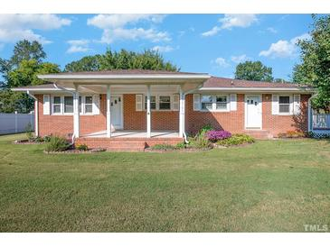 Photo one of 205 Mccullers St Smithfield NC 27577   MLS 2411779