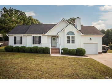 Photo one of 65 Camden Dr Youngsville NC 27596 | MLS 2411831