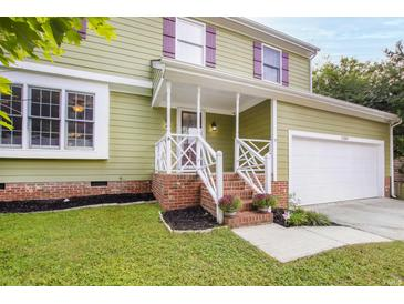 Photo one of 2309 Declaration Dr Raleigh NC 27615 | MLS 2411836