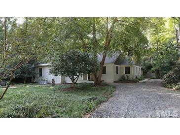 Photo one of 829 Runnymede Rd Raleigh NC 27607 | MLS 2412039