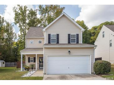 Photo one of 2820 Smooth Stone Trl Raleigh NC 27610   MLS 2412210