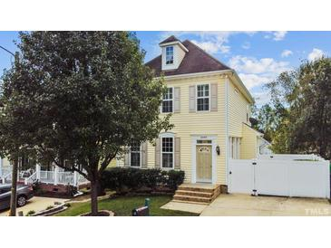 Photo one of 2445 Sapphire Valley Dr Raleigh NC 27604 | MLS 2412329