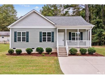 Photo one of 405 Wall St Clayton NC 27520   MLS 2412498